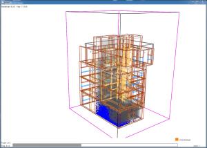 CYPEFIRE FDS Viewer. Visualización de simulaciones dinámicas de incendios